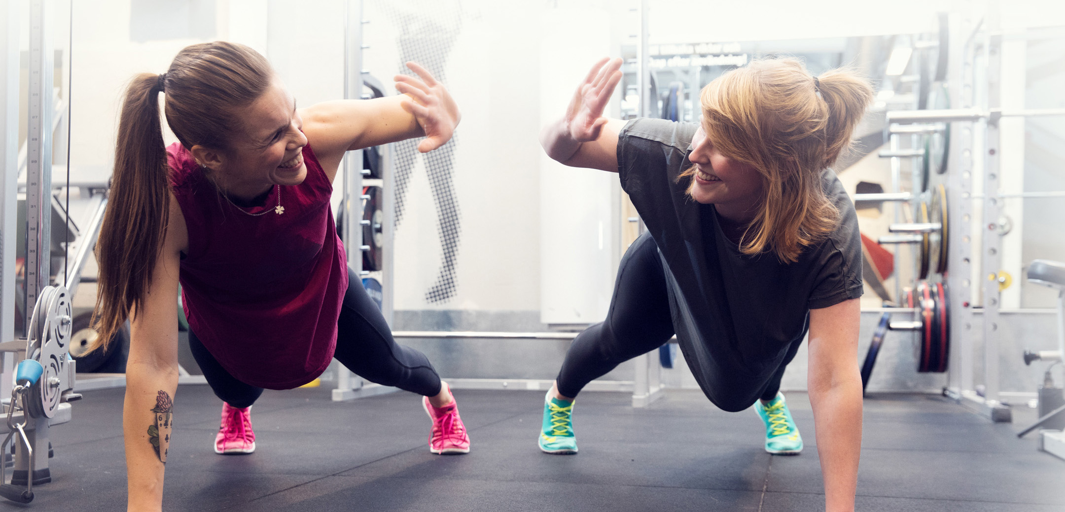 träna fitness schema
